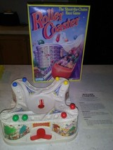 Parker Brothers Roller Coaster Shoot The Chutes Game vintage 1989 COMPLETE - $39.59