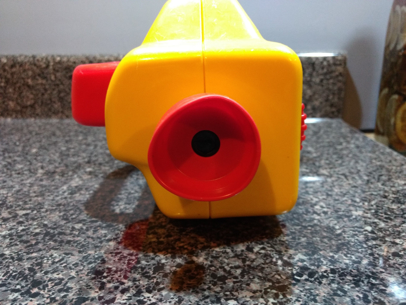 Vintage Collectible Little Tikes Tykes Video Movie Camera Toy With Zoom Lens