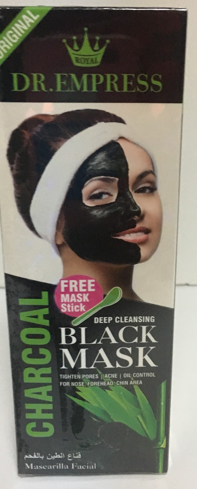 Dr. Empress Black Mask Deep Cleaning Tightens Pores 4.05 OZ
