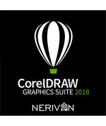 CorelDRAW Graphics Suite 2018 - Genuine Serial Number 1 PC - $23.99
