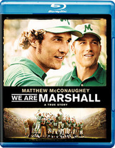 We Are Marshall (Blu-Ray/Ws-2.40/Eng-Sdh/Fr/Lt-Sp/Sub)