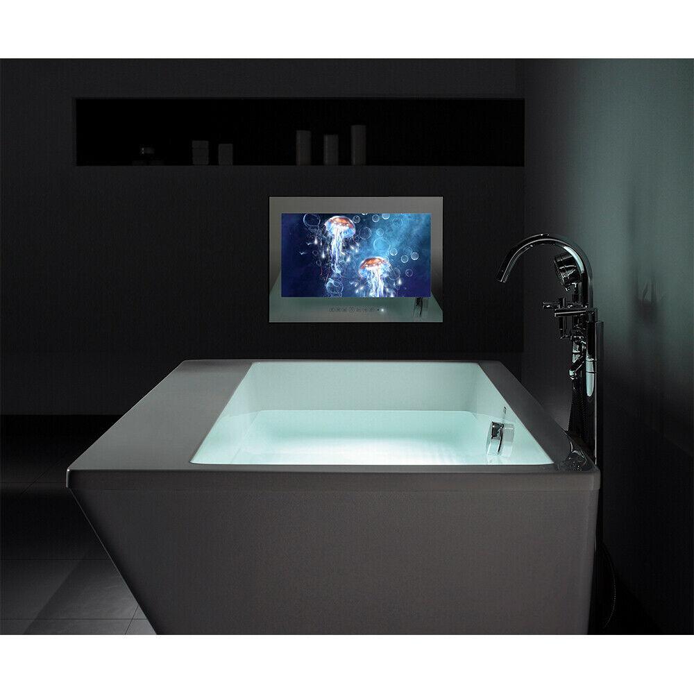 19 inch Bathroom TV / Television Magic Mirror / LED TV with Mirror Screen Vanish