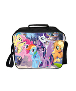 My Little Pony Lunch Box Lunch Bag Picnic Bag Kid Adult Fashion Type C - $19.99