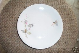 Winterling salad plate  (Spring) 6 available - $3.12