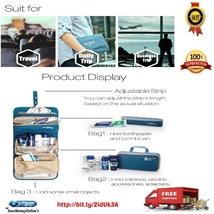 Fashion Waterproof Travel Toiletry Bag Organizer Cosmetic Storage Bag - €20,19 EUR