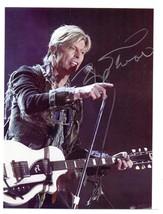 David Bowie autographed 8x10 color photo - $79.20