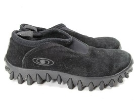EU Shoes Contagrip 44 5 Black Slip On 5 Suede Thinsulate Mens 10 Salomon wW6Iqv84zx