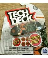 Tech Deck Santa Cruz Skateboard Fingerboard Screaming Hand Rare Brand New  - $14.70
