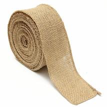 Ribbon Craft Diy Lots Solid Jute Mesh Brown Burlap Home Craft Decor - $8.73+