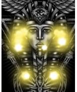 UNDERGROUND GODS, DEMONS GHOULS HAUNTED BINDING talisman Djinn ring haun... - $6,767.67