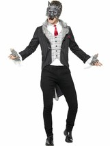 Grande Bad Wolf Costume, Deluxe, XL, Halloween Costume, Uomo - $54.21