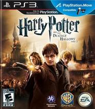 Harry Potter and The Deathly Hallows Part 2 - Playstation 3 [video game] - $21.37