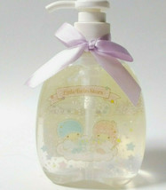 Little Twin Stars Body Soap Rose Scent SANRIO Cute Gift Rare Goods - $33.66