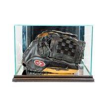 Perfect Cases MLB Rectangle Baseball Glove Glass Display Case, Black - $71.95