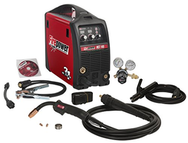Firepower 1444-0870 MST 140i 3-in-1 Mig Stick and Tig Welding System - $767.80