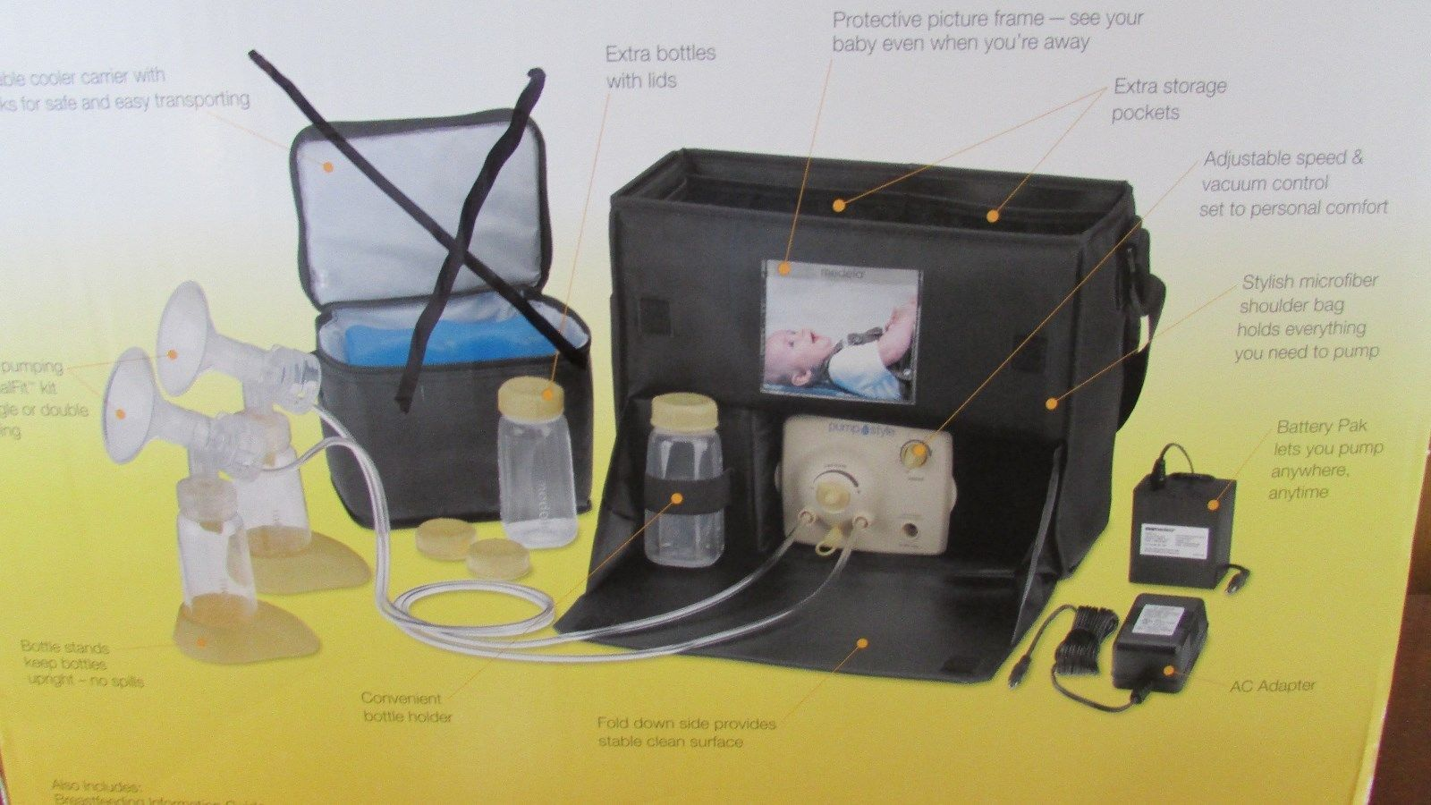 Medela Pump In Style Original Preowned And 50 Similar Items