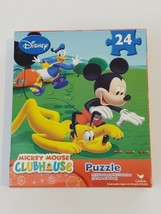 Disney Mickey Mouse Clubhouse 24 Piece Puzzle - $6.89