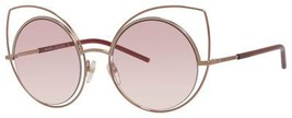 Marc Jacobs Marc 10/S Sunglasses 0TZF 53 Gold Copper (05 - $162.90