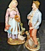 Gentleman and Woman Figurine (Homco) 8816 AA20-2282