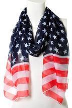 American flag print scarf - $17.99