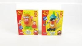 (Lot of 2) Playskool Mrs. Potato & Mr. Potato Head Toy Mix & Match Parts... - $21.33