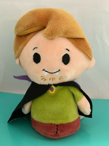 Primary image for Hallmark Itty Bittys Plush Stuffed Collectible Toy Figure Dracula Boy Halloween
