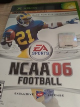 MicroSoft XBox NCAA Football 06 image 1