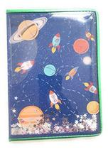 "Office Depot hardbound 80 sheet journal""stars and planets"" - $9.67"
