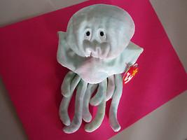 TY Beanie Babies GOOCHY Jellyfish Plush Toy  1998 - $4.99