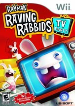 Rayman Raving Rabbids TV Party [video game] - $7.91