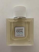 Guerlain L'Homme Ideal Cologne 1.6 Oz EDT *99% Full* - $65.99