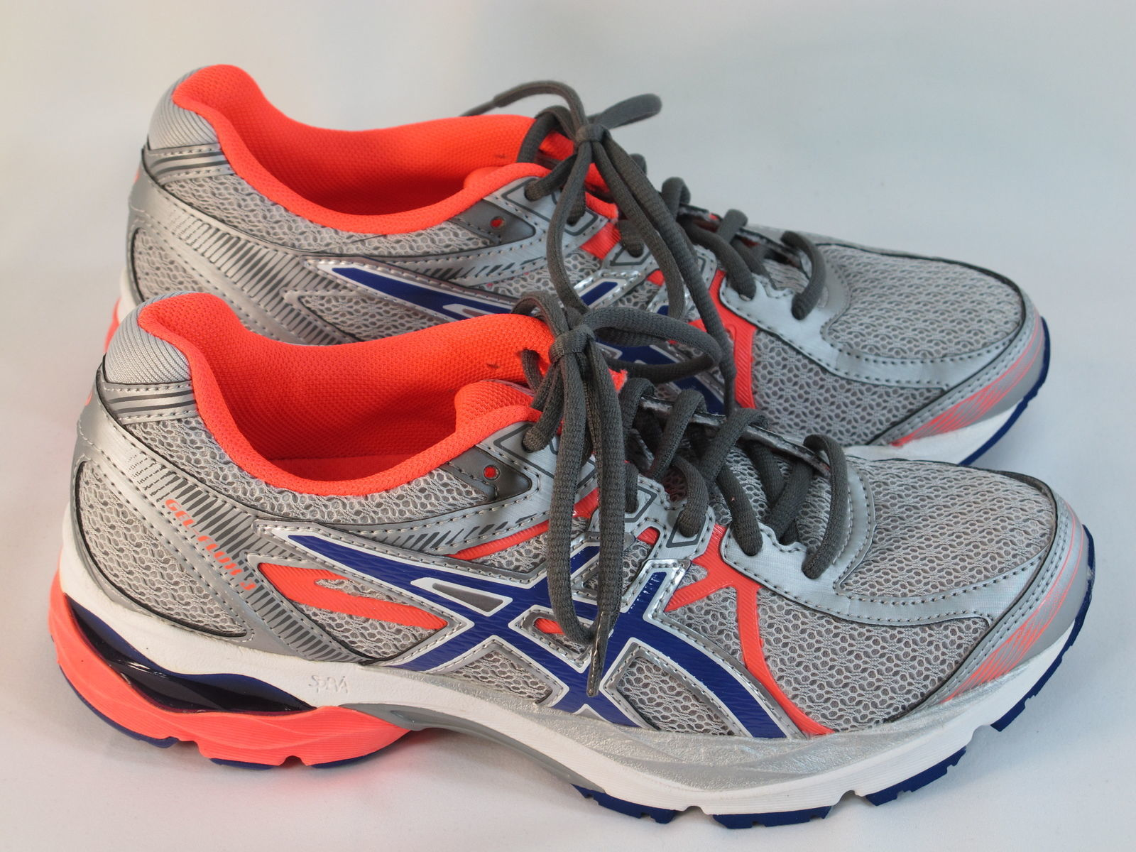 ASICS Gel Flux 3 Running Shoes Women's Size 7 US Near Mint Condition - $51.11