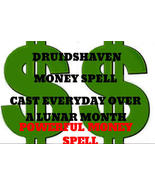 Money Spell cast EVERY day for a lunar cycle using the millionaire ritua... - $67.00