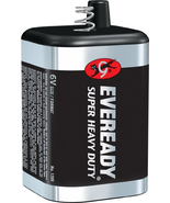 Brand New 2-pack Eveready 1209 (509) 6 Volt Lantern Battery 2 - $23.71