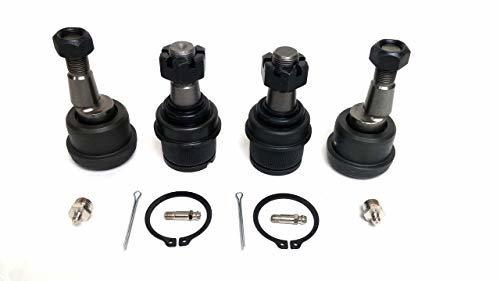 A-Team Performance XRF Ball Joints 4x4 Adjustable Upper +/- 1 Degree Camber/Cast