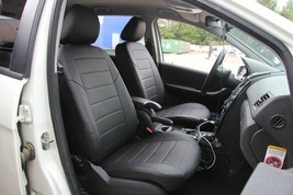 Mercedes-Benz A-klasse W176 w169 w168 Seat Covers Perforated Leatherette - $173.25