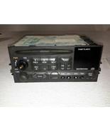 2001 GMC Yukon RADIO AM-FM,CD,MISSING 2 KNOBS,15769357 - $74.25