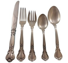 Chantilly by Gorham Sterling Silver Flatware Set For 12 Service 65 Pieces - $3,495.00