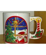 Christmas Mug Holiday Coffee Cup Christmas Kitchen and Household Decor - $25.99