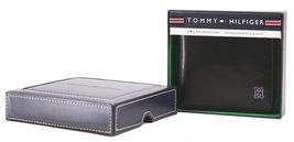 Tommy Hilfiger Men's Leather Zip Around Wallet Passcase Billfold Rfid 31TL130047 image 3