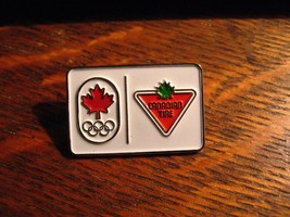 Canadian Tire Olympic Pin - Canada Olympics Games Sports 2012 Maple Leaf... - $19.79