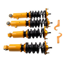 Twin-Tube Damper Coilover Suspension Kits For Mazda Miata MX5 1990-2005 Golden - $304.02