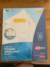 Avery Printable White Labels 14434 - $30.57