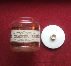 Vintage 60s Pyrex Cracker Barrel canister image 1
