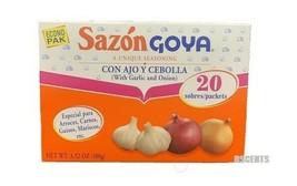 Goya Sazon Garlic And Onion 3.5 oz - $7.91