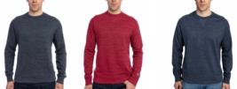 Champion Men's Textured French Terry Crew Neck Sweatshirt - $14.01+
