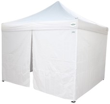 Caravan Canopy Sport M Series Pro Sidewall Kit, 12 by 12-ft. White Open Box - $73.55 CAD
