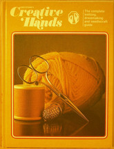 Greystone's Creative Hands Volume 2 Craft Instruction Book - 1975 - $5.25