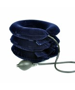 Cervical Neck Traction Device Inflatable Pillow Instant Relief For Chron... - $38.94