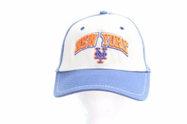 New Era New York Mets Fitted Size Small Medium Mens Athletic Hat Basebal... - $12.38